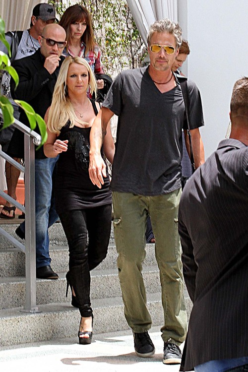 Britney Spears nie może się doczekać ślubu