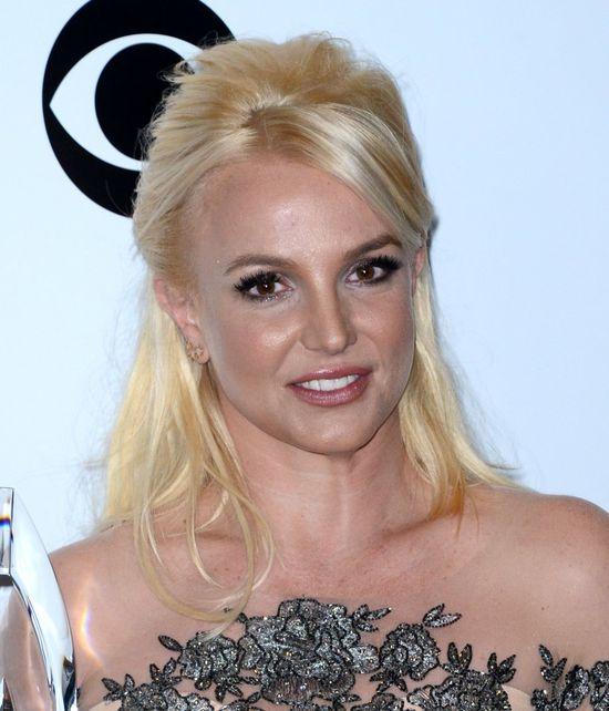 Britney Spears zmieniła kolor włosów (Instagram)