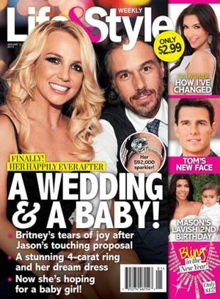 Britney Spears: wesele będzie skromne