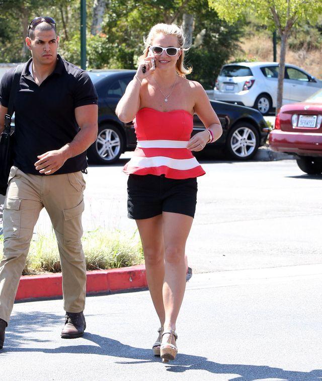 Britney Spears wygląda naprawdę ładnie (FOTO)