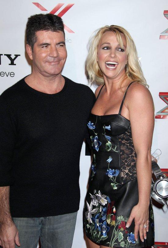 Nie chcą Britney Spears w X-Factorze?