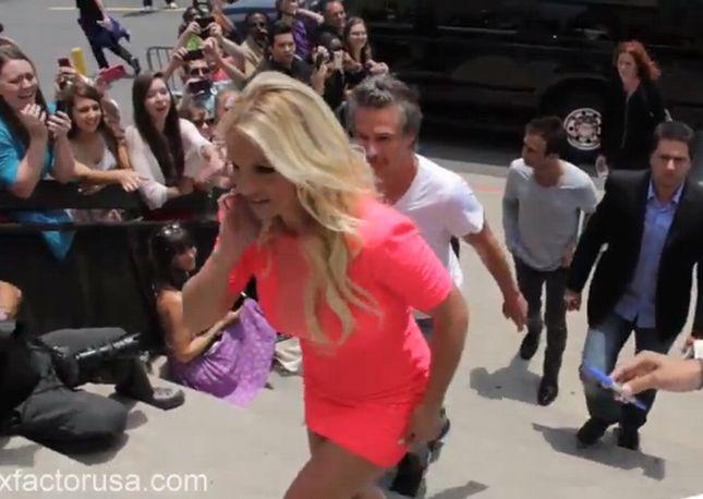 Britney Spears: Chcę 12 snickersów i 24 puszki coli!