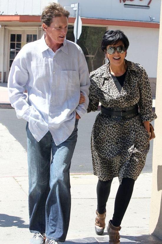 Matka i ojczym Kim Kardashian rozwodz� si�?