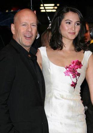 Bruce Willis ma czwartą córkę!