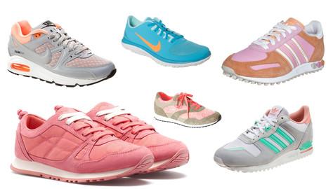 W każdy dzień tygodnia może biegać w innych butach