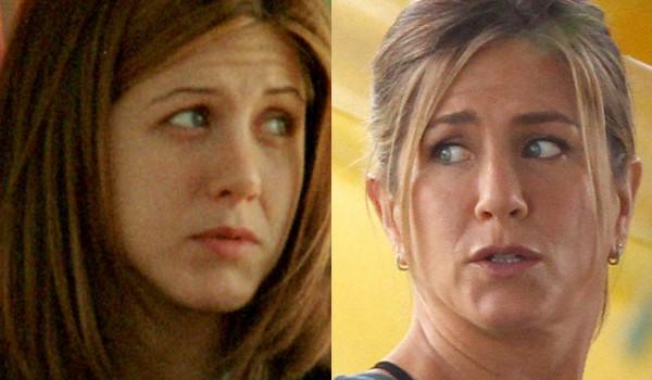 Jennifer Aniston, operacja nosa