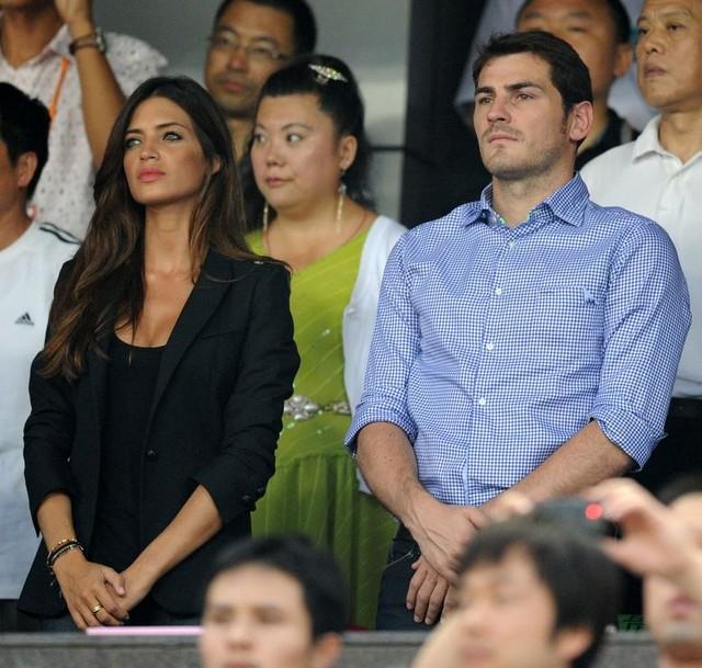 Sara Carbonero i Iker Casillas