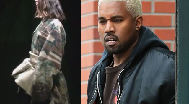 Kolejny SKANDAL na pokazie Kanye Westa!
