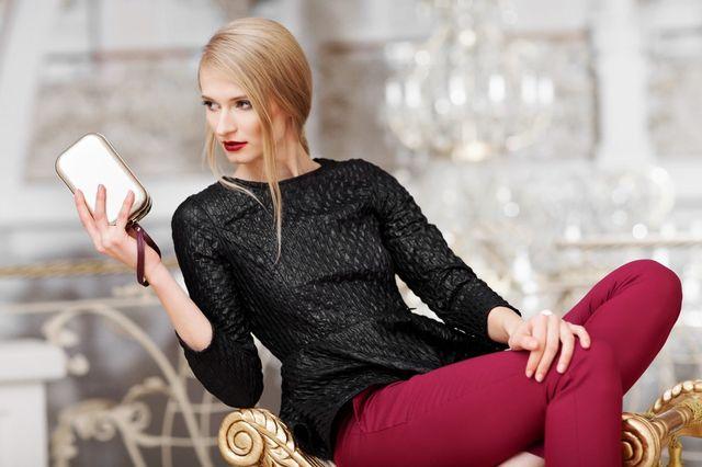 Ania Piszczałka w sesji dla Lola Fashion