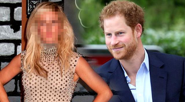 Harry zaprosi na ślub z Meghan swoją byłą dziewczynę
