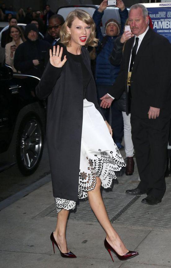 Taylor Swift ubezpieczyła nogi na 40 milionów dolarów