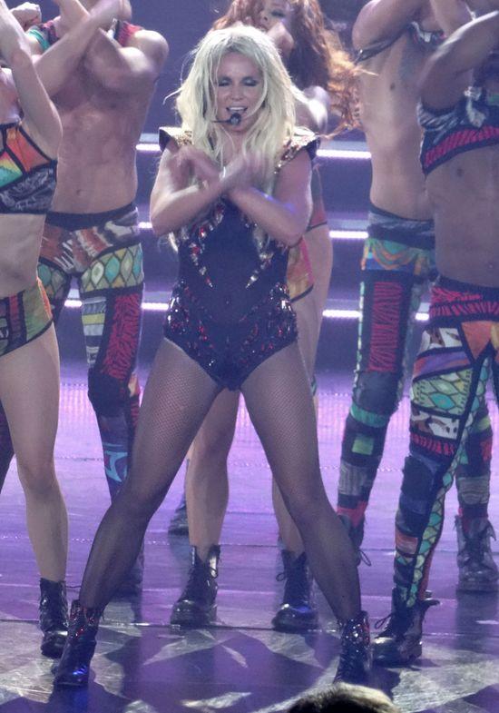 Britney Spears, Las Vegas, sierpień 2014