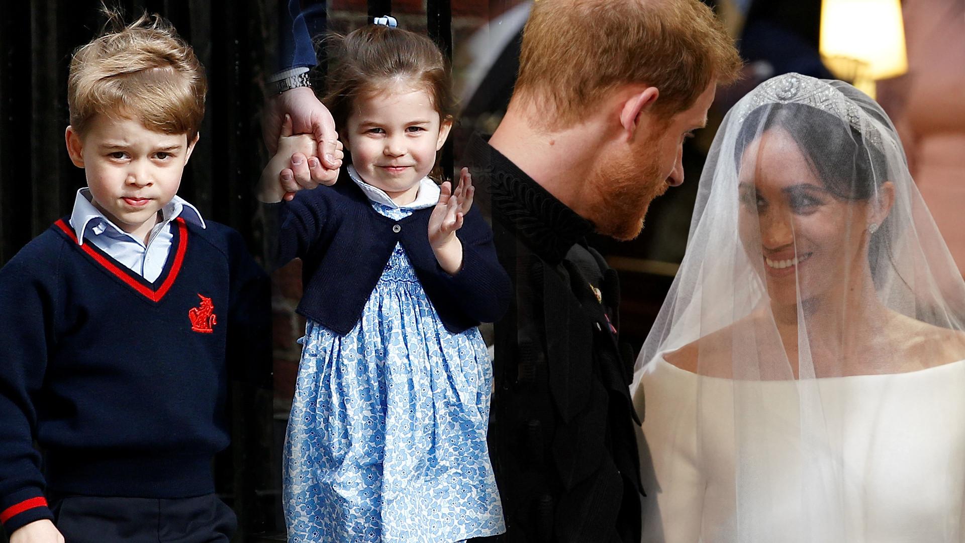 Dziecko księżnej Meghan i księcia Harry'ego NIE BĘDZIE księciem lub księżniczką!
