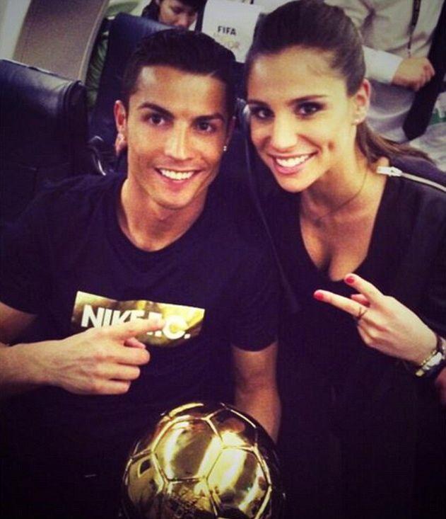 Lucia Villalon, nowa dziewczyna Cristiano Ronaldo