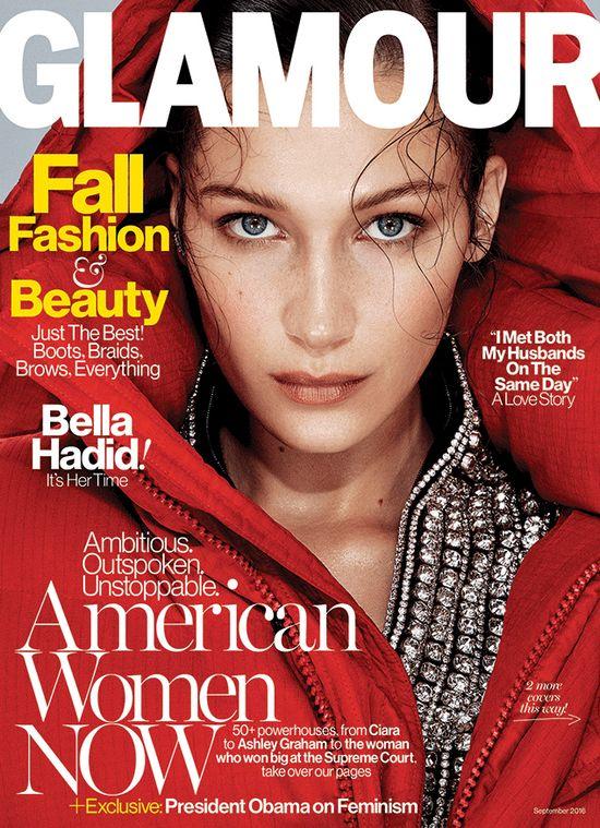 Bella Hadid (19 l.) jest inna niż jej siostra, Gigi, jest inna od wszystkich modelek.