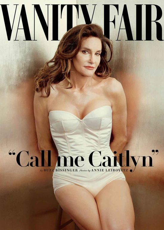 Jennifer Aniston skomentowała wygląd Caitlyn Jenner