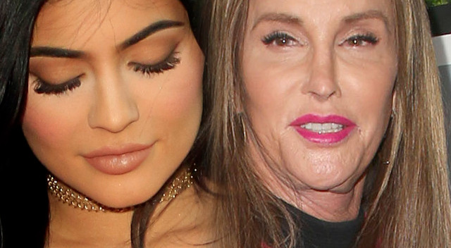 Kylie Jenner dostanie od taty bardzo przydatny prezent z okazji narodzin dziecka