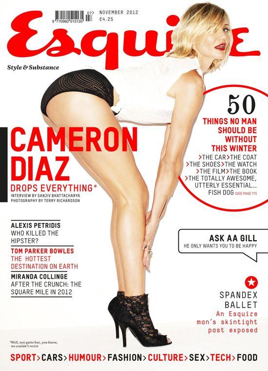 Cameron Diaz: Kobiety chcą być uprzedmiotowiane