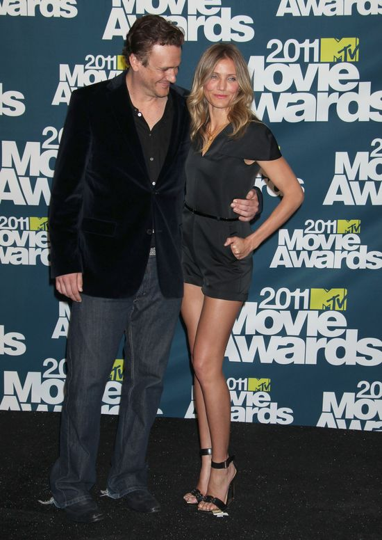 Cameron Diaz i Jason Segel są parą?