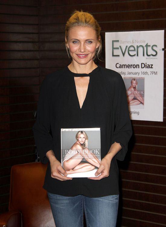 Cameron Diaz: Oglądajcie swoje waginy w lusterkach!