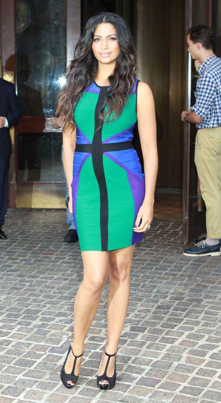 Camila Alves pokazała ciążowy brzuszek (FOTO)