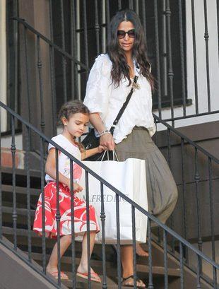 Córeczka Matthew McConaugheya jest śliczna (FOTO)