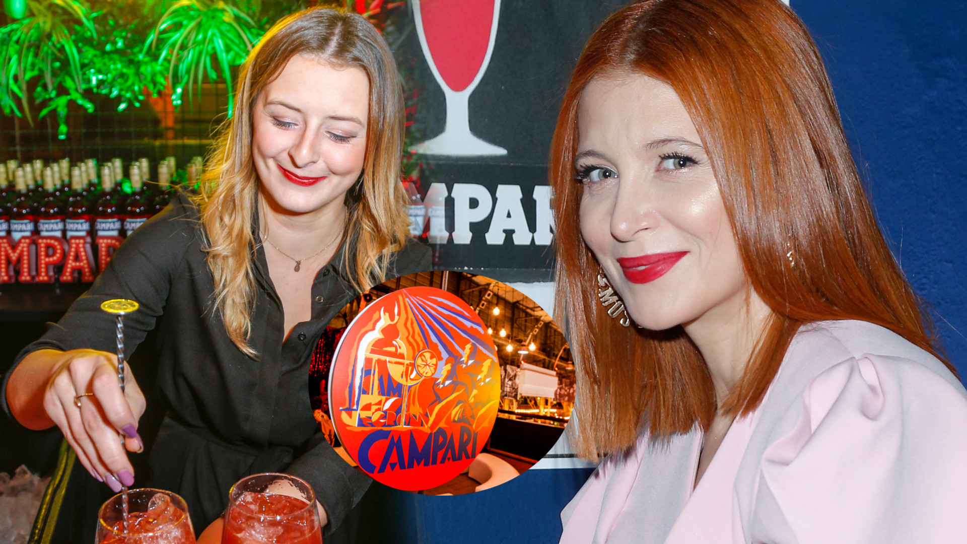 Galeria i pop-up bar Campari otwierają się w Hali Gwardii