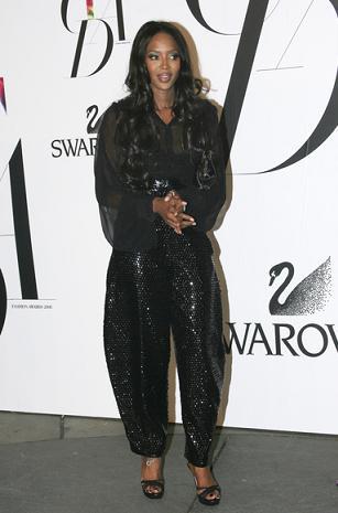 Naomi Campbell przyznała się do napaści na policjanta