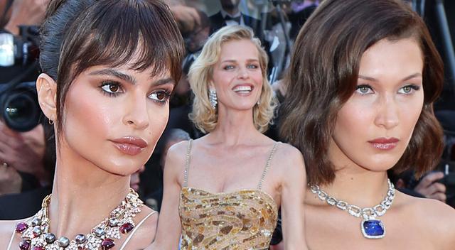 Cannes 2017: Oto NAJLEPSZE kreacje z ceremonii otwarcia!