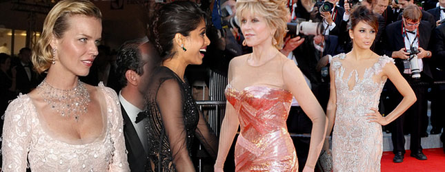 Cannes 2012 – czerwony dywan (FOTO)