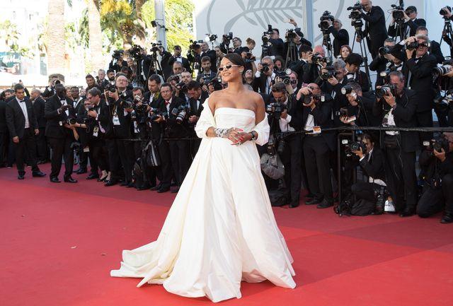 NAJPIĘKNIEJSZE kreacje Cannes 2017 (ZDJĘCIA)