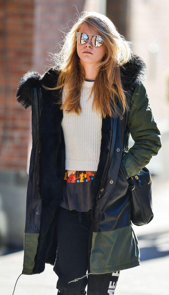 Cara Delevingne - modelka, która nie zachwyca na codzień?