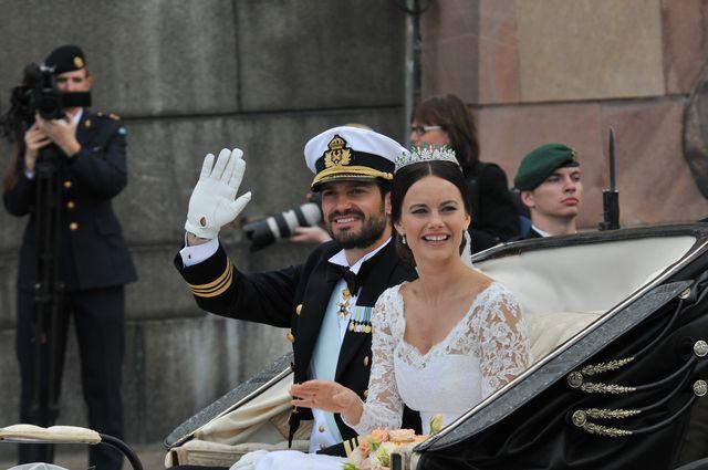 Sofia Hellqvist, żona Carla Philipa nową ulubienicą prasy?