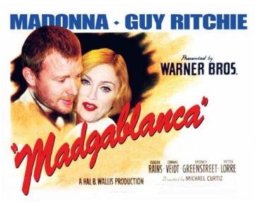 Madonna nakręci remake Casablanki