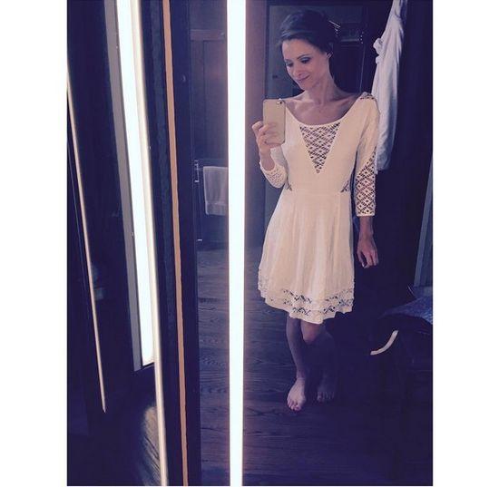 Instagram Cathorina White był piękny! (FOTO)