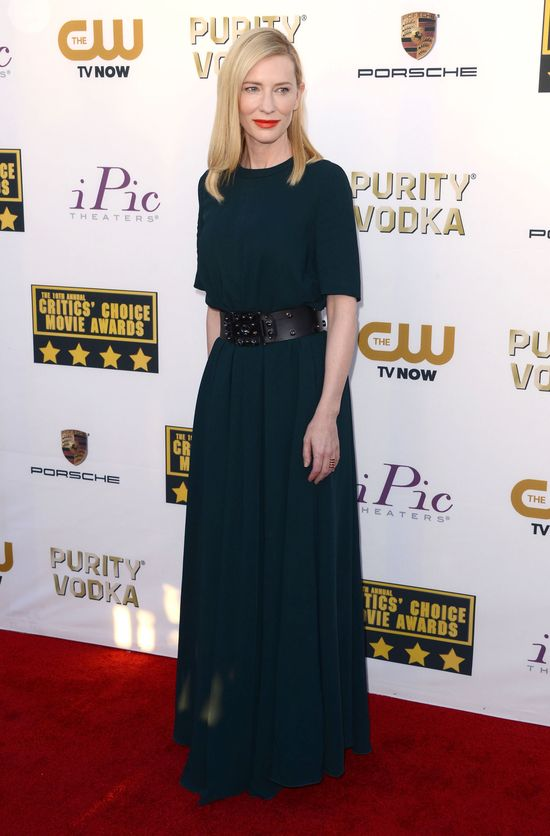 Gwiazdy na Critics' Choice Movie Awards (FOTO)