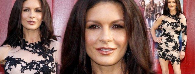 Gdzie się podziały bajeczne kształty Catherine Zeta-Jones?