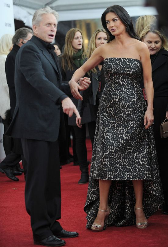 Catherine Zeta-Jones chyba cofn�a czas (FOTO)