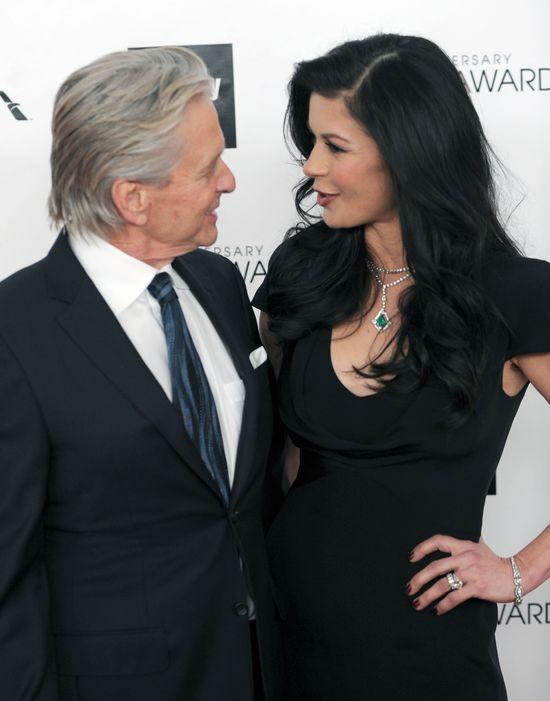 Michael Douglas i Catherine Zeta-Jones rozwodzą się!