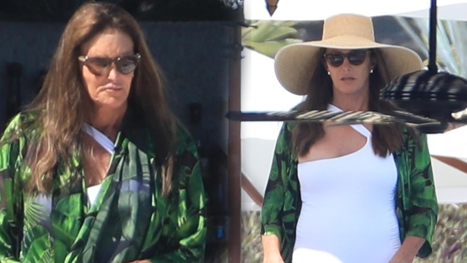 Kalifornia w płomieniach! Dom Caitlyn Jenner SPŁONĄŁ. Znamy szczegóły