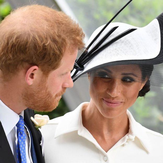 Meghan i książę Harry spodziewają się dziecka