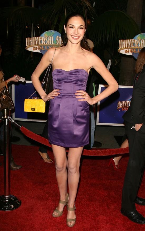 Piękna Gal Gadot ma wcielić się w rolę Wonder Woman