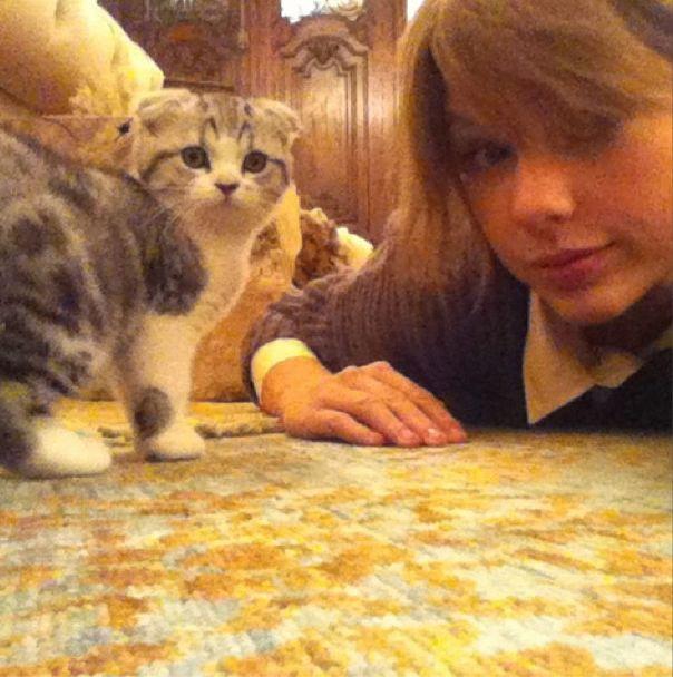 Taylor Swift na Instagramie