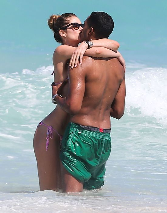 Doutzen Kroes i Sunnery James