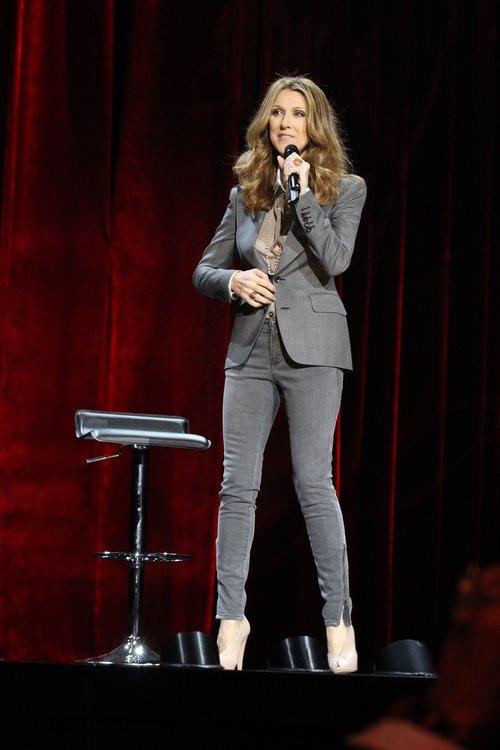 Na jakie szale�stwo pozwoli�a sobie Celine Dion?
