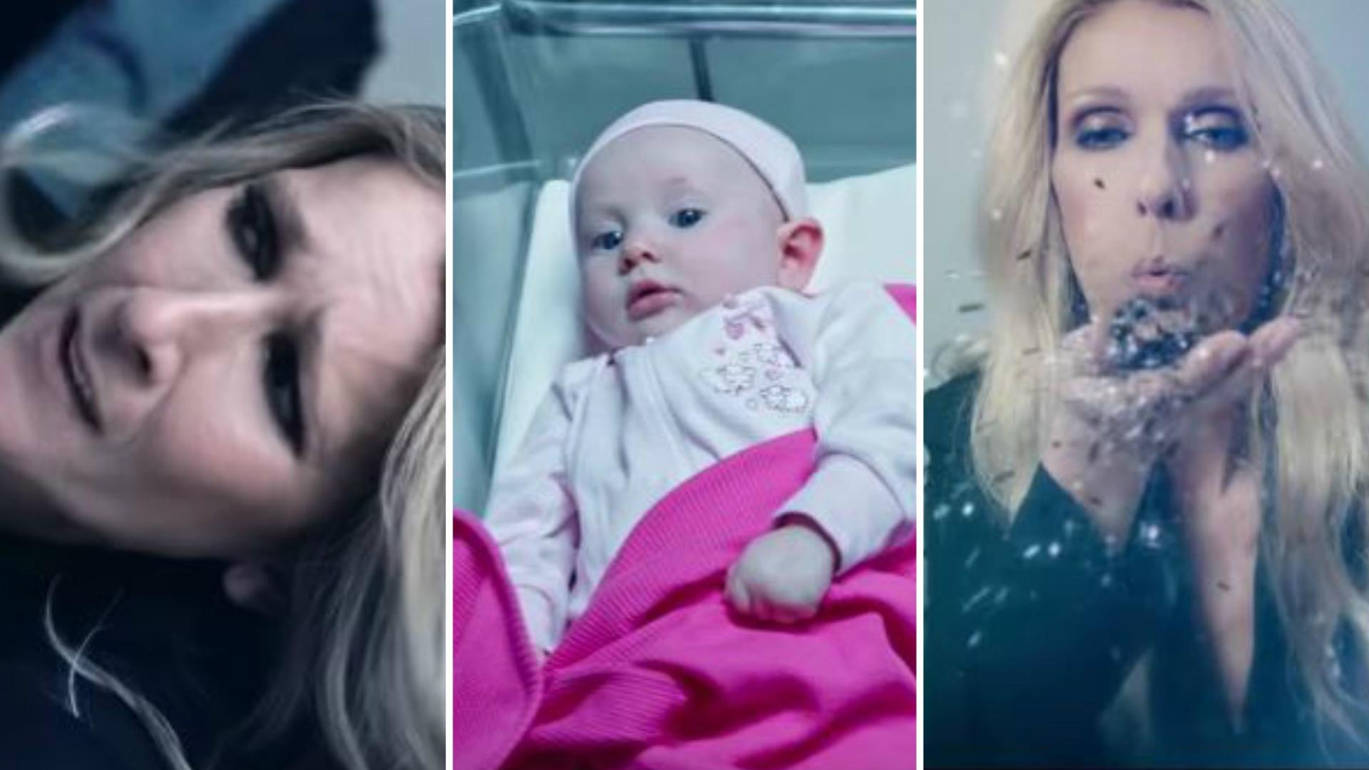 KONTROWERSYJNA reklama z Celine Dion – promuje ubranka neutralne płciowo