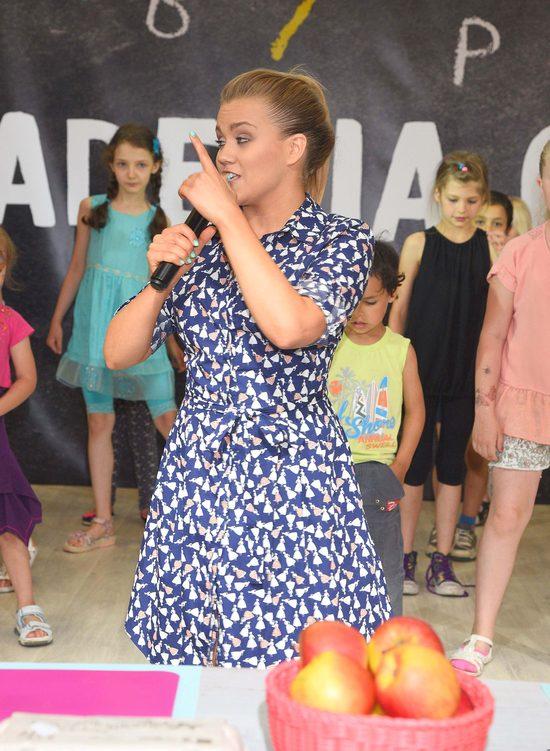 Gwiazdy na urodzinach Centrum Handlowego (FOTO)