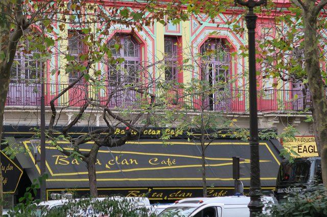 Paryż po zamachach 13 listopada
