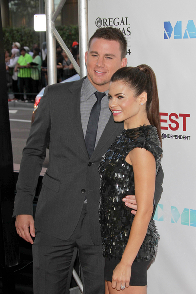 Piękni trzydziestoletni, czyli Channing Tatum z żoną (FOTO)