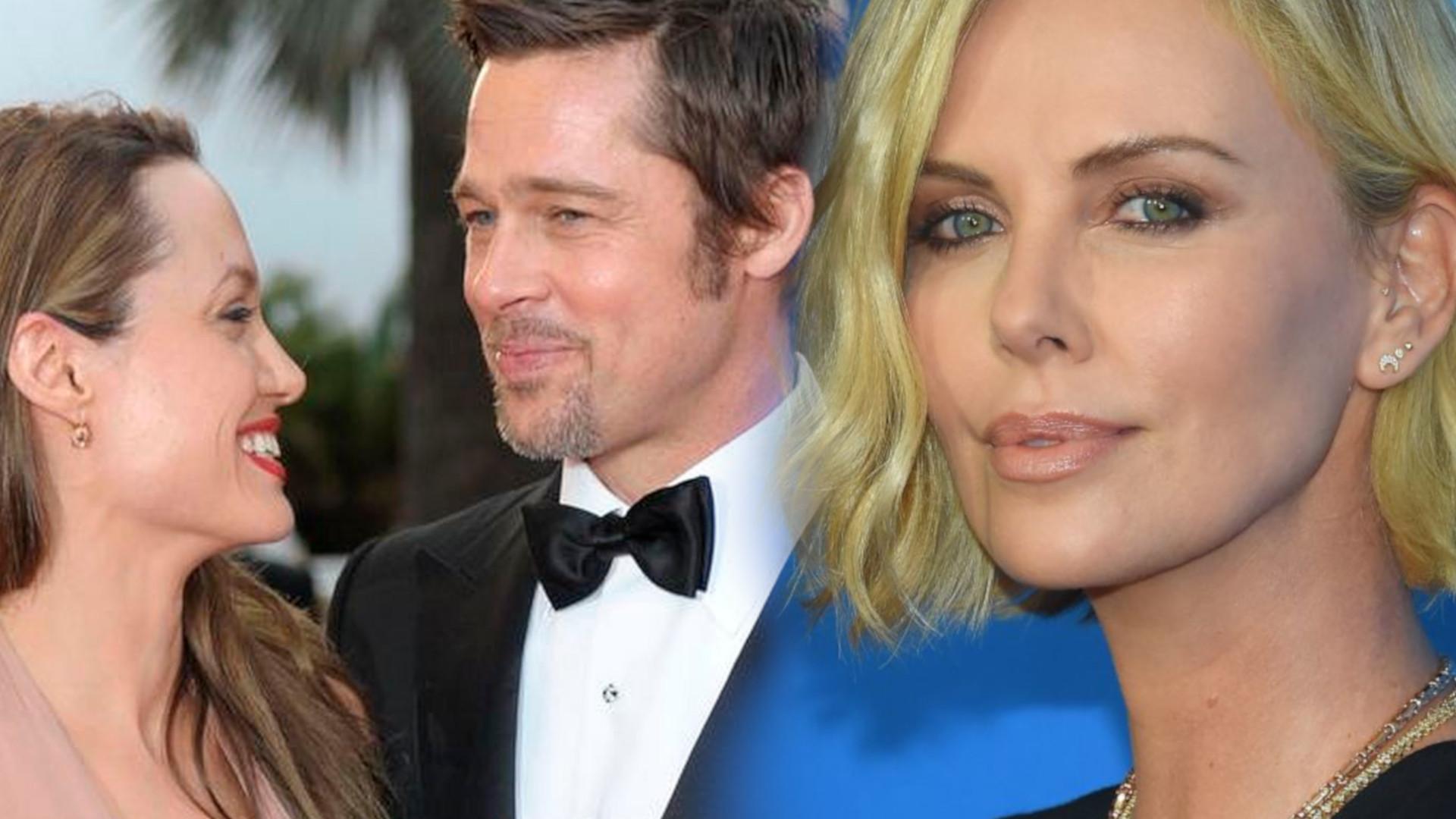 Charlize Theron i Brad Pitt mają gorący romans! Znane są pikantne szczegóły